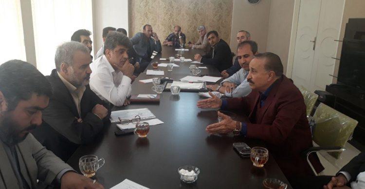 تشکیل جلسه کمیته کارگری حزب اسلامی قانون